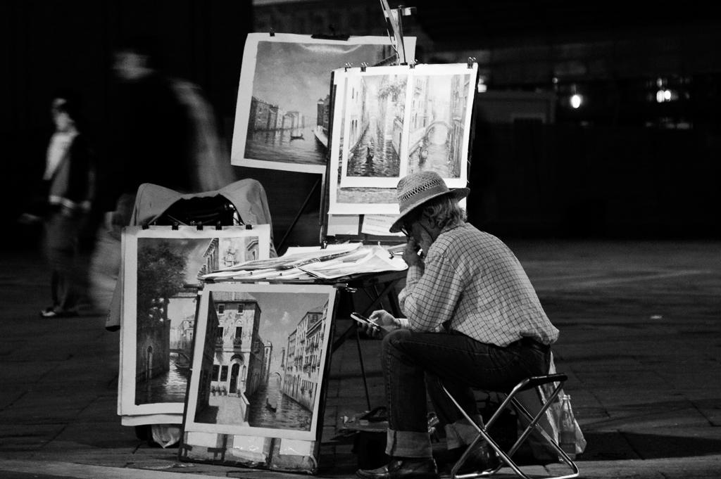 Art Sales - Venice
